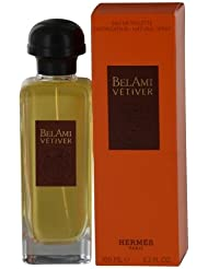 Hermes Parfums Eau De Toilette Vétiver Belami en vaporisateur 100ml, 1er Pack (1x 100ml)