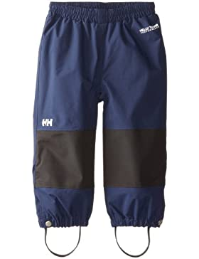 Helly Hansen K Shelter - Pantalón para niños, color azul, talla 92/2