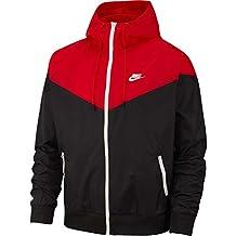 online retailer 49d48 485bd Nike Herren M NSW He Wr JKT Hd Jacket