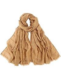 Coton lin châle automne hiver femmes dentelle gland rose floral foulard  creux dame wraps écharpes GreatestPAK b5f999b815d