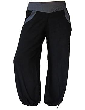 Panasiam Pagan Pants, Super Suave Material (100% Calidad Superior Rayón)