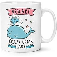 Trinklerntassen & -becher Emaille Becher Tasse Wal Campingbecher Spruch Motto Ich Gehöre Ans Meer Eb151
