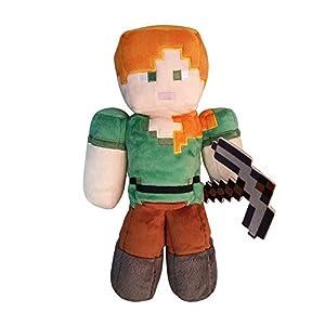 Minecraft- Alex Peluche 30 CM, (Jinx JNXMNCR7664)