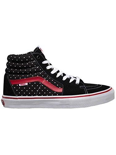 Vans SK8 Hi Pro Shoes (dustin dollin) black/pol