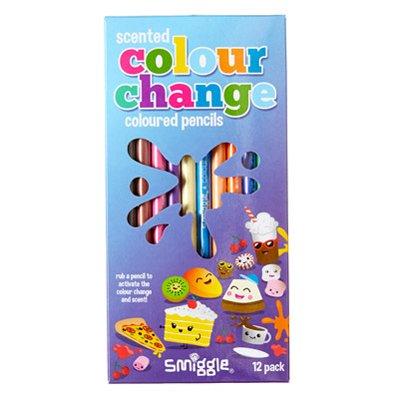 Preisvergleich Produktbild Duft Farbwechsel Bleistift Pack X12