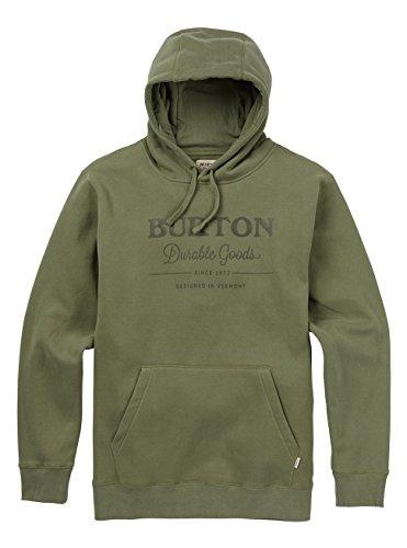 Burton Herren Durable Goods Pullover Hoodie Dusty Olive