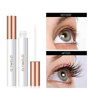 Beito 1Bottle Eyelash Serum nutritivo Eyelash Growth Enhancer Eyebrows Serum Lash Líquido de rápido crecimiento para cejas más oscuras y más gruesas (3ml / 0.1oz)