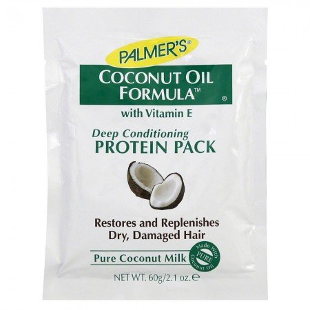 Palmer's Coconut Oil Formula Deep Conditioning Protein Pack 2.10 oz by Palmer's