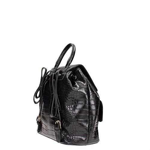 Blu Byblos , Sac à main porté au dos pour femme noir noir Noir