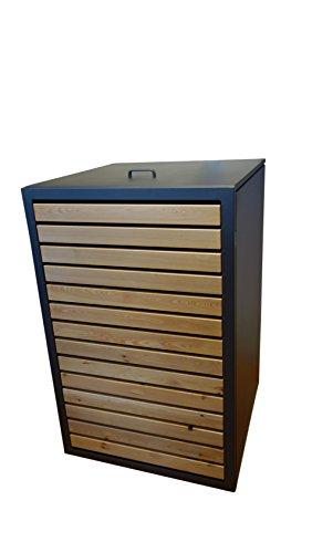 Preisvergleich Produktbild Müllbehälterschränke,  Modell Magnat H für eine 120 Liter Tonne