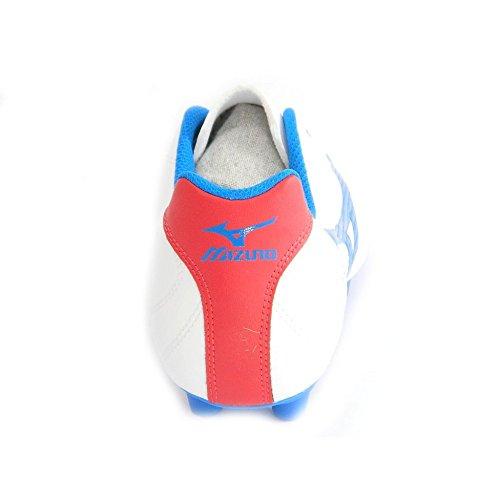 Mizuno - Mizuno Fußballschuhe Herren Weiss Blau Fortuna 4 md 36867 15 Weiß