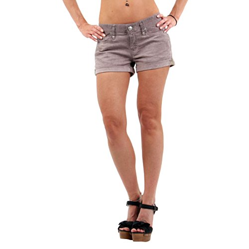 RA-RE Damen Jeans Shorts Dominique Lillac Rose 22DBC0013A Rose