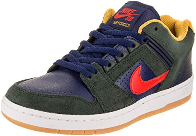 Nike SB Air Force II Low, Scarpe da Ginnastica Basse Uomo | Ottima qualità  | Scolaro/Ragazze Scarpa