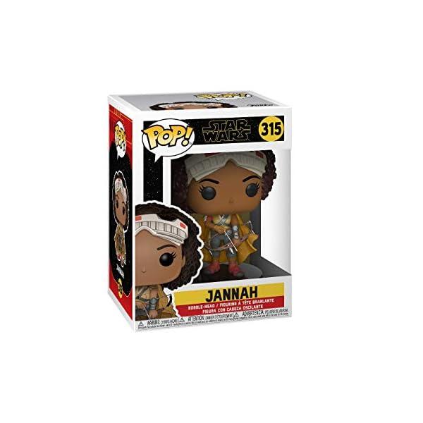 Funko Pop Jannah (Star Wars 315) Funko Pop Star Wars