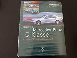 Mercedes-benz classe c w203 classe c berline 203 livre manuel book t-/transparent modèle christof fonction technique vieweg technologie données iSBN 3–93286–15–7 c180 c200 c220 c270 c30 c320 aMG