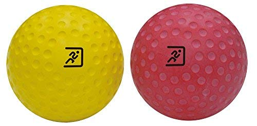 ResultSport® larcrosse Bälle Set (fester und weichem) 7 cm - Deep Muscle Massage - Trigger Point Massage - myofasical Ball, Gymnastikball