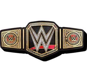 WWE Belt Funky Chunky Magnet -