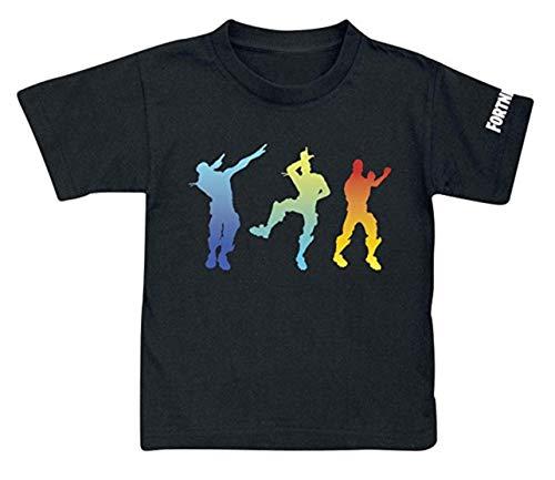 Camiseta Fortnite Dancing Black - Camiseta Fortnite