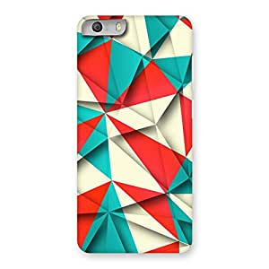 Neo World Abstract Design Back Case Cover for Micromax Canvas Knight 2