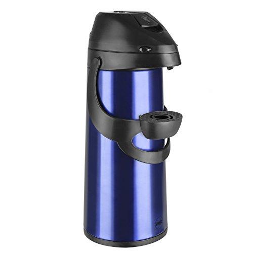 Emsa Pronto Pump-Isolierkanne 1,9 liter aus Edelstahl
