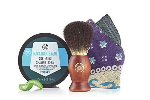 The Body Shop Shave Away Men's Shaving Kit
