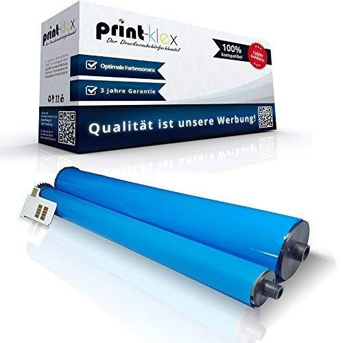Cyan Smart Print (Print-Klex Kompatible Thermorolle für Philips Magic 5 Primo White 5 Smart 5 Voice 5 Voice Colour Dect 5 Voice Dect 5 Voice Dect DUO 5 Voice Dect Trio PFA 352 PFA351 PFA 351 Color Office Serie)