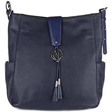 Armani Jeans bolso con bandolera mujer nuevo blu