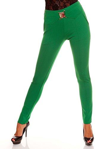 leggings-jeggings-treggings-businesshose-hose-4-farben-m-36-grun