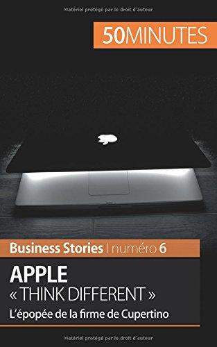 Apple  Think different : Lpope de la firme de Cupertino