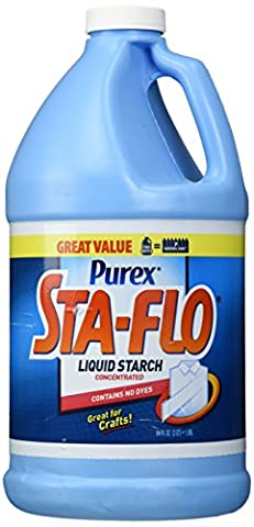 Purex Sta-Flo Liquid Starch, 64 Ounce by Bunzl Distribution
