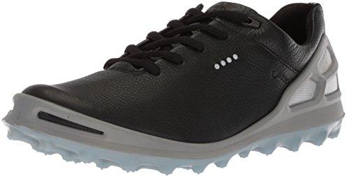 ECCO Damen Womens Cage Pro GTX Golfschuhe, Schwarz (Black/Arona 50994), 39 EU
