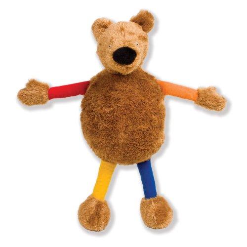 North American Bear Say Please Bear Chime Plush Toy
