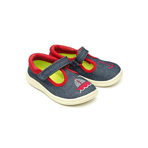 Stofftiere Casual Trainer Anchor Navy, Rot Red & Navy
