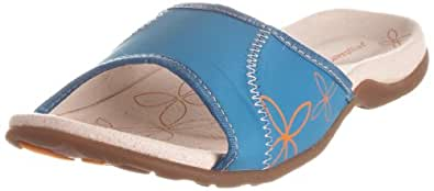 CAT Footwear Women's Firefly Slide Meditteranean Bue Slide Sandal P305003 6 UK