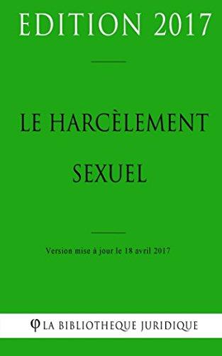 Le harcèlement sexuel