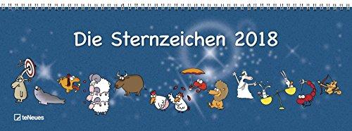Download Die Sternzeichen 2018 Tischkalender