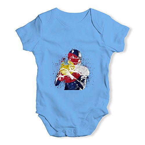 TWISTED ENVY Baby Girl Clothes Colorado American Football Player