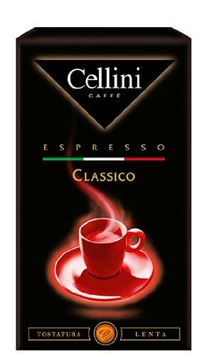 Cellini Classico Espresso gemahlen, 250 g, 5er Pack (5 x 250 g)