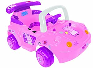 Peppa Pig Battery Operated Car 6 Volt
