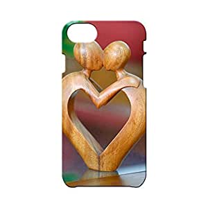 BLUEDIO Designer Printed Back case cover for Apple Iphone 7 - G5763