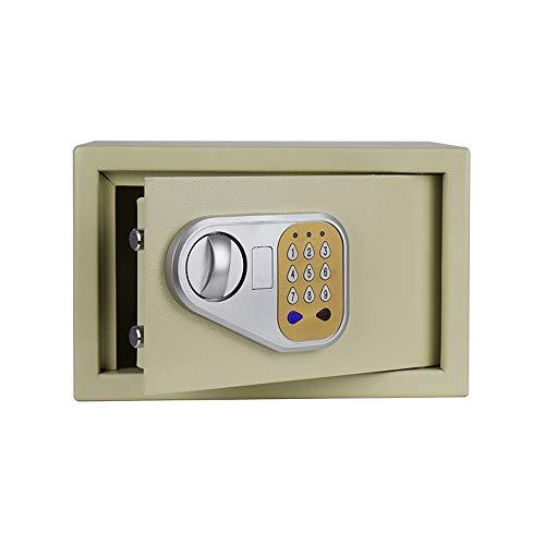 Caja Fuerte Secreta Libro, Digital Cerradura Grande con Teclado ConstruccióN Acero SóLido...