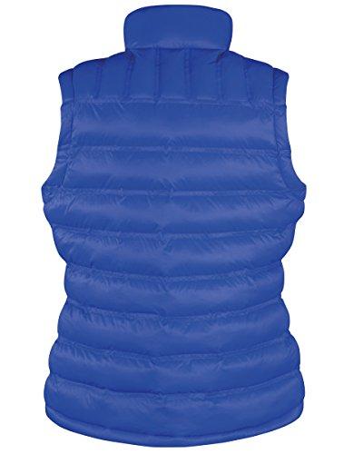 Result - Manteau sans manche -  Femme Bleu Marine