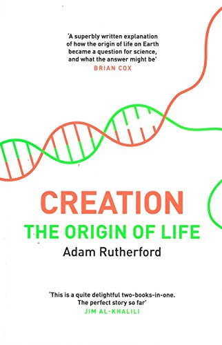 Creation: The Origin of Life/The Future of Life - Creation Science Club