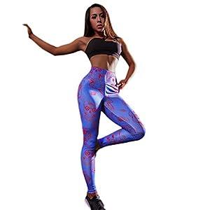 Yusealia Yoga Leggings Mujer Mujer