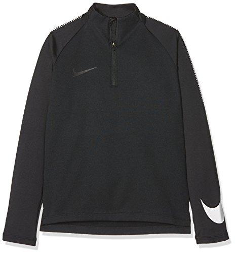 Nike Kinder Squad Football Drill Top Trainings White/Black, M -