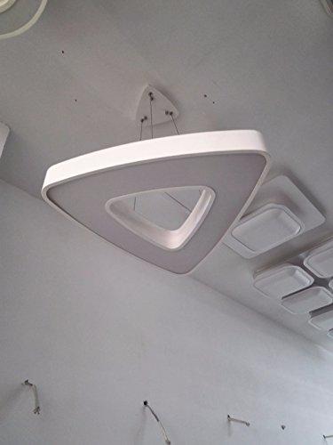 LKMNJ Im europäischen Stil Sepia Industrial Air der Kronleuchter Home Kronleuchter Beleuchtung im Feld Von Pressemitteilung Office Lampe, 575 * 575 48 W, schwarz-weißes Licht