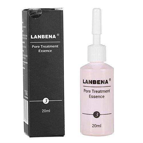 Unisex Porenbehandlung Essence Schrumpfporen Entfernen Mitesser Akne Hautpflege Serum 20ml (Durch Vitamin-c-reiniger)