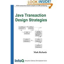 Java Transaction Design Strategies