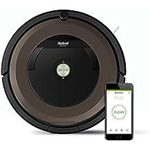 iRobot Roomba 896, Negro, Marrón