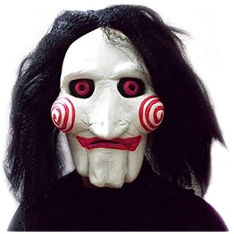 V-EWIGE Obtener máscara máscara del tema de la peluca matanza de la película de Halloween Cosplay